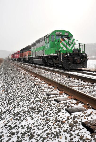 Winter Train - 05