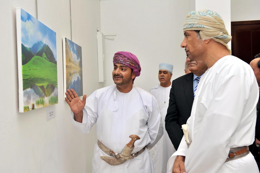 "Colours Of Pakistan Photo Exhibition, 20 Feb 2010<br /> من معرض "" ألوان من باكستان"""