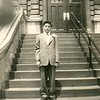 Graduation Day, Dewey Jr. High School, P.S. 136, Brooklyn, NY-1950