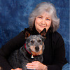 Rosemary with rescued Cattle Dog - Sonya.<br /> <br /> Please consider a shelter dog for your life.