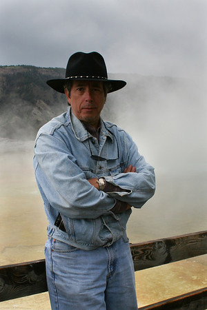 Kevin Cabral @ Yellowstone