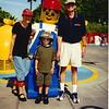 Ford family at Legoland