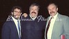 """with David H of the """"NY Daily News"""" and Harry D in Jersey City at the Gong Club banquet...."""