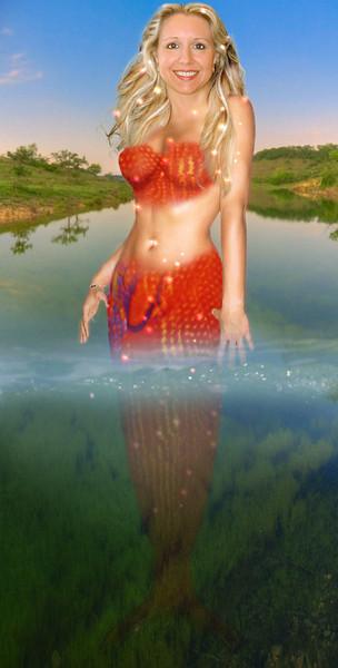 Cameon Mermaid