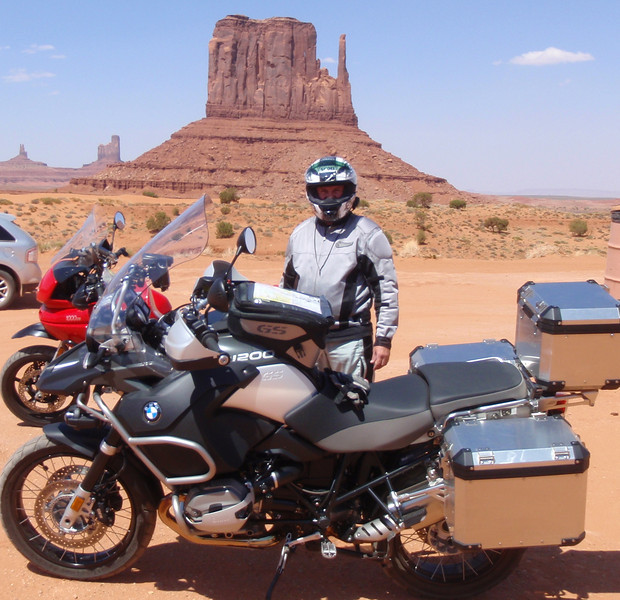 GSA in Monument Valley