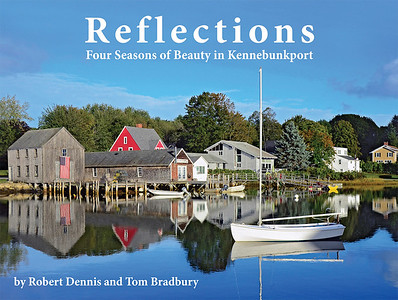 Reflections Cover Dennis, Bradbury