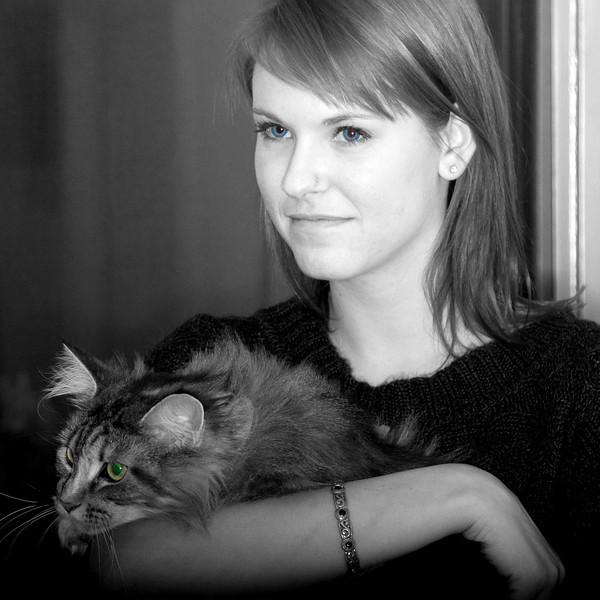 V & Cat