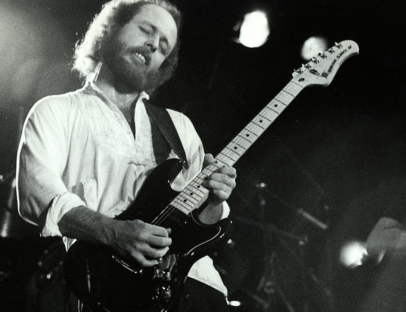 Paul Barrere with Little Feat 1980