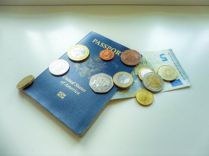 us passport money