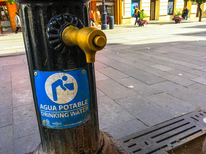 tap water drinkability
