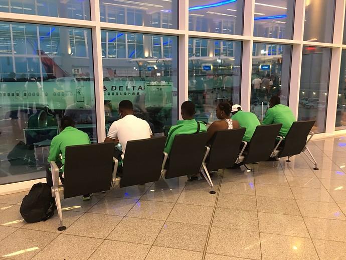 nigerian soccer team