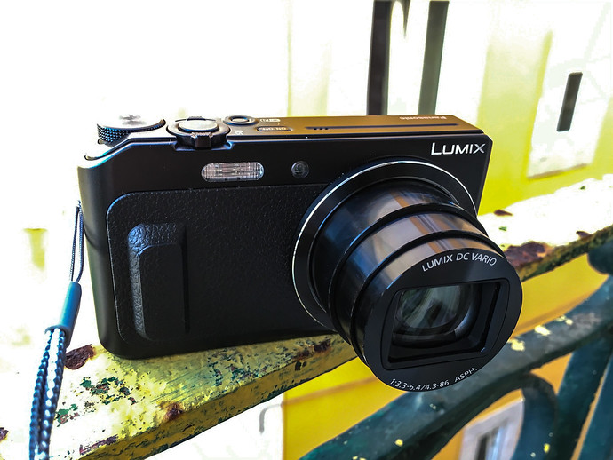 panasonic lumix dmc zs45