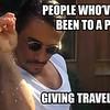 travel advice meme
