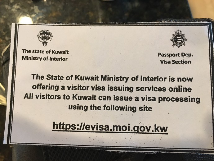 Save Yourself Time With This Trick For A Kuwait Visa On Arrival