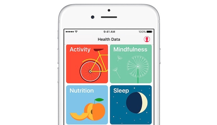 ios health data