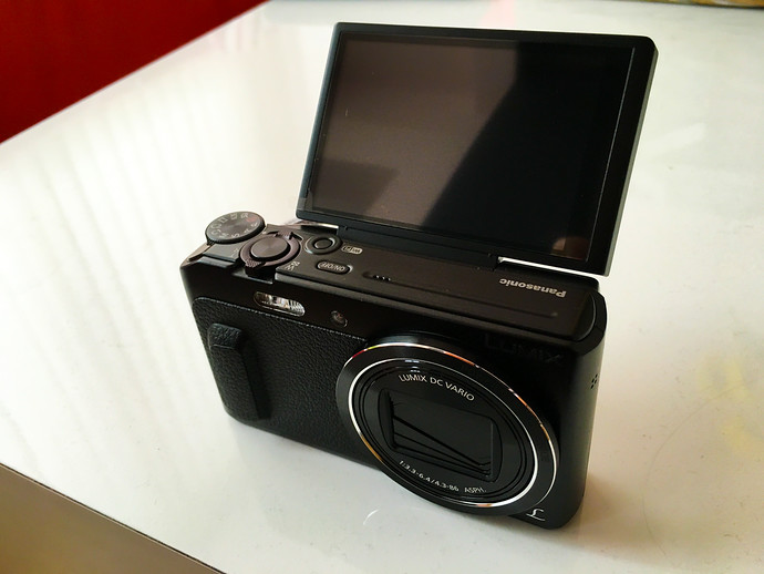 panasonic lumix dmc zs 45