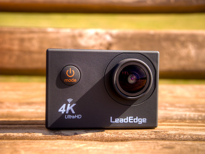 leadedge 4k action camera