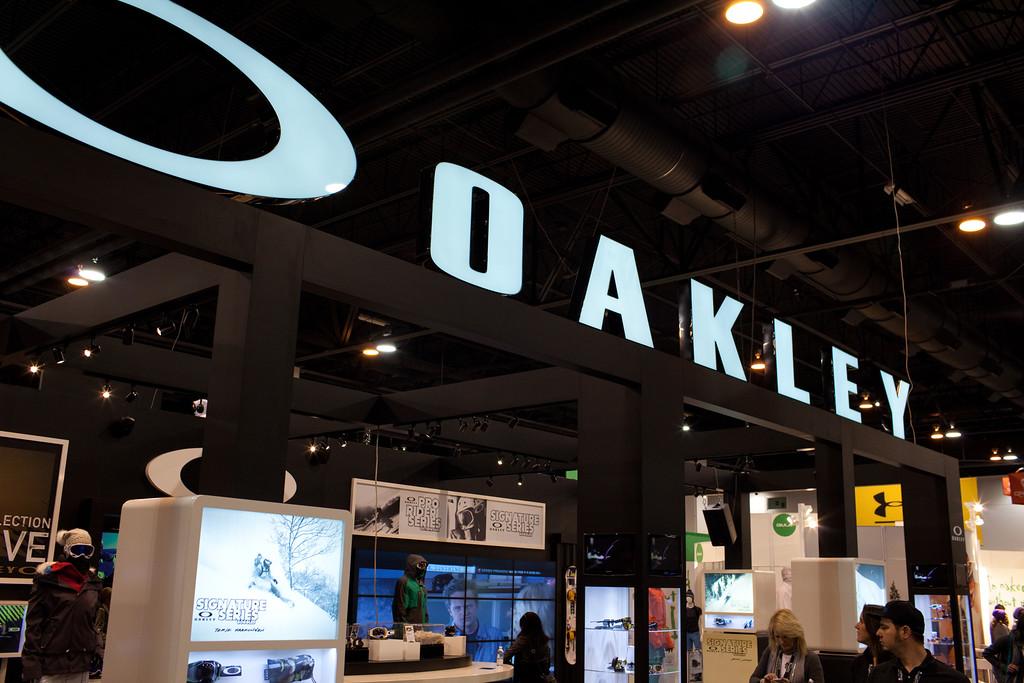 Oakley SIA 2011 Tradeshow-0019