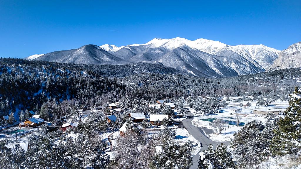 Mt  Princeton Resort