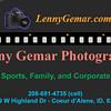 LennyGemarPhotographyBizCardCdA-A