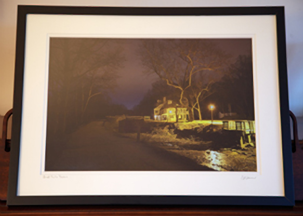 Archival Framed & Matted Prints