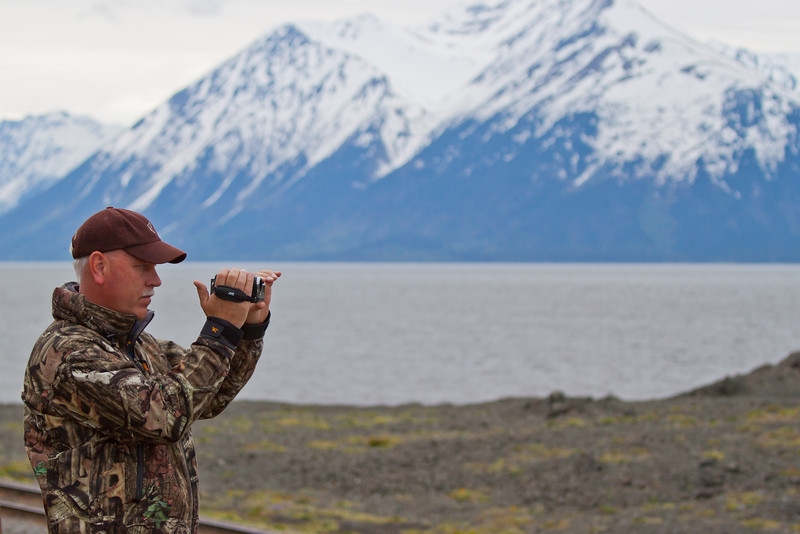 Gary Gee - Turnagain Arm of Cook Inlet just outside Anchorage, Alaska