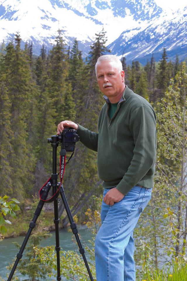 Gary in the Kenai Peninsula, Alaska