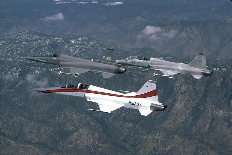 Northrop_F20_F5F
