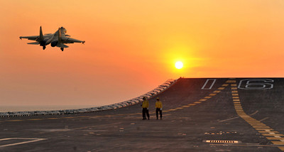 plan_j15_liaoning_sunset