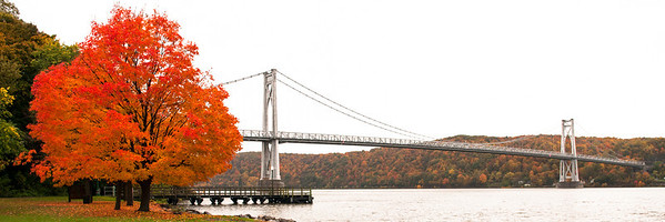 Mid-Hudson River Bridge, Poughkeepsie, New York