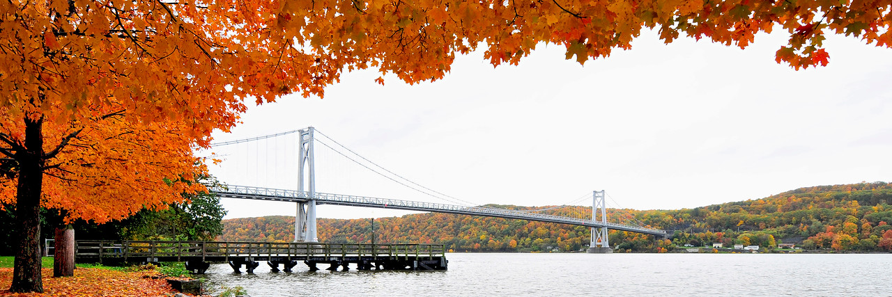 Mid-Hudson River Bridge, Pouhgkeepsie, New York