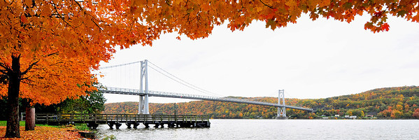 Mid-Hudson River Bridge, Pouhgkeepsie, New York