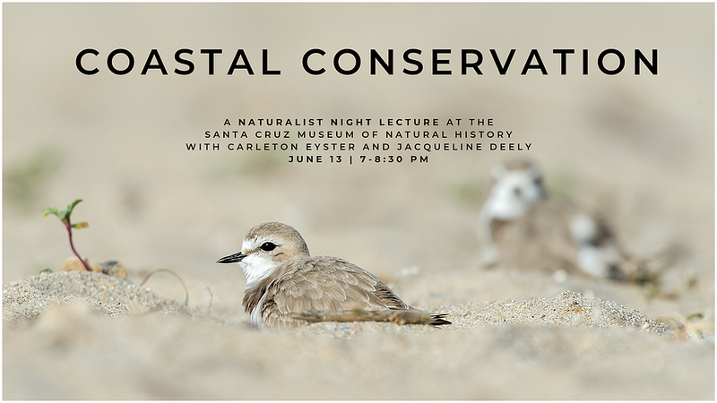 Naturalist Night Jun 2019 Coastal Conservation Banner