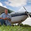 Ian Bracegirdle, aerial photographer, Lincoln.