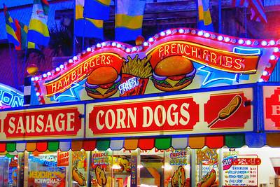 Sausage Corn Dogs