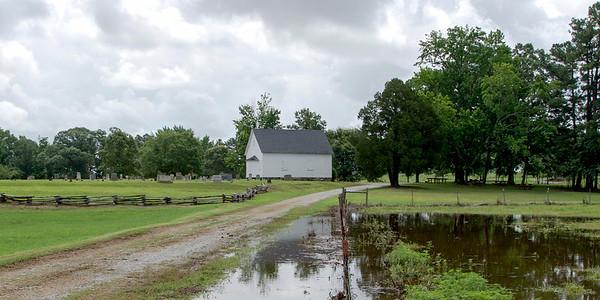 Shiloh Methodist Church, Inman, South Carolina
