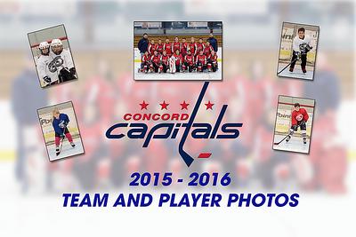 2015-2016 Concord Youth Hockey