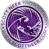 ScottNeer-Logo-Purple-Silver-Round