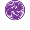 ScottNeer-Logo-Purple-White-DarkBG-Stacked