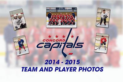 2014-2015 Concord Youth Hockey