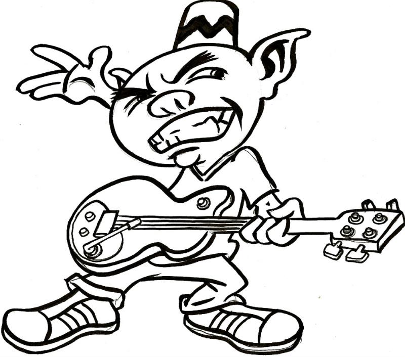 Guitar IMP