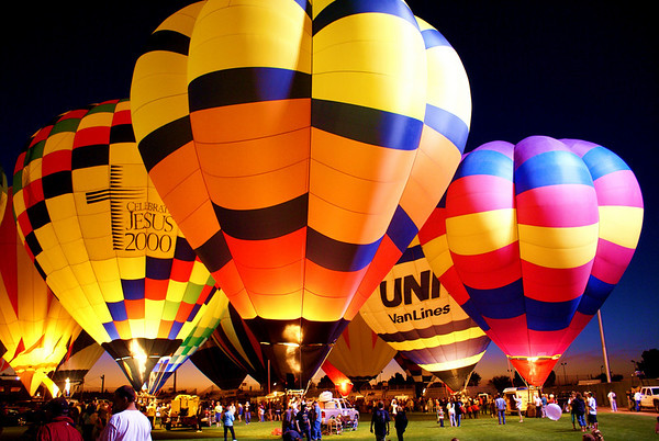 Hot Air Ballons Yuma Az 110