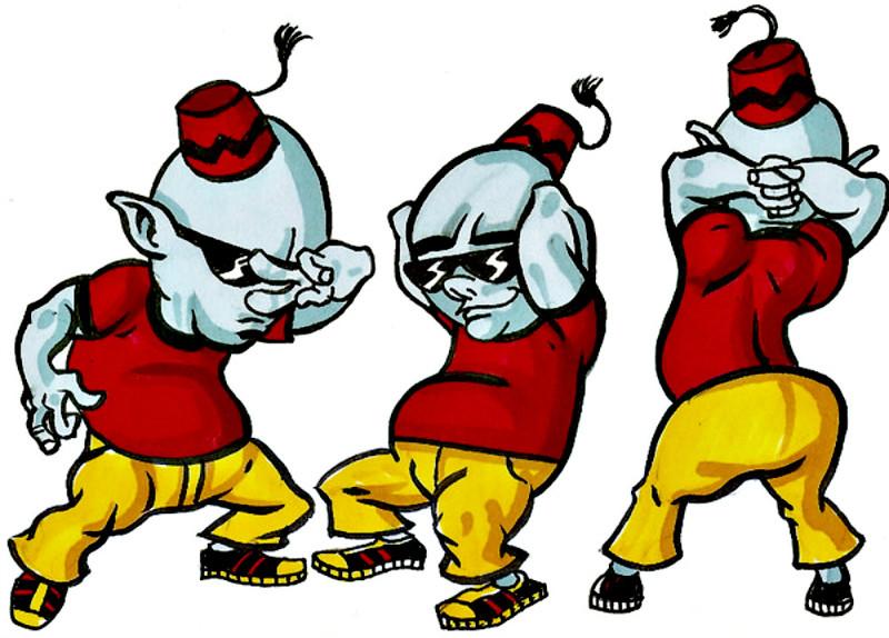 Dancing IMP