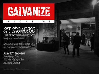 Galvanize Art Showcase