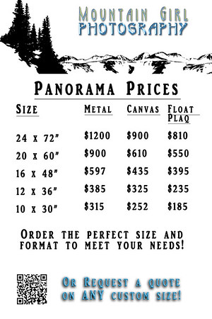 4x6 Price Cards [Panorama 2016]