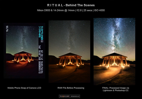 Ritual BTS