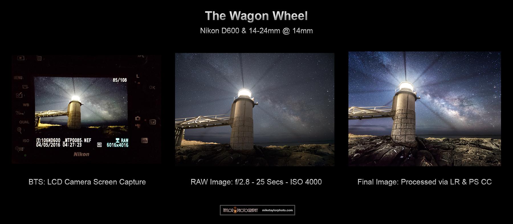 Marshall Point Wagon Wheel BTS