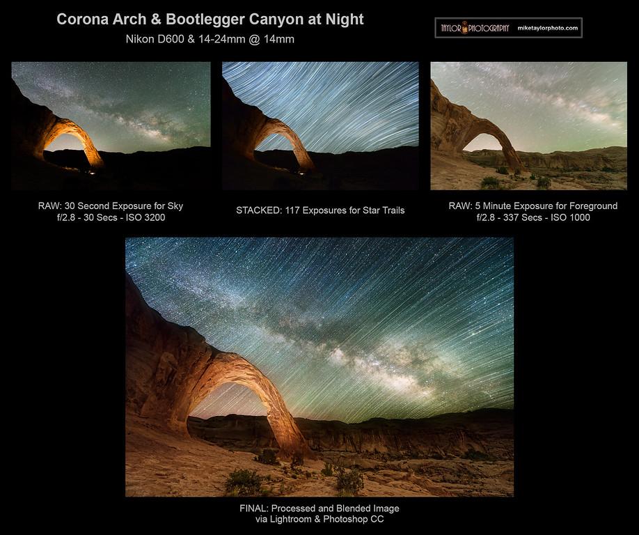 Corona Arch MW & ST BTS