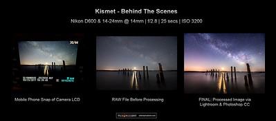 Kismet - Behind The Scenes