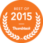 best of THumbtack 2015 orange